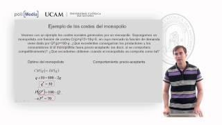 Microeconomía II - El Monopolio (6) - Alfonso Rosa García