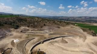 Turkey - Tazlar under construction