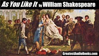 AS YOU LIKE IT by William Shakespeare - FULL AudioBook | GreatestAudioBooks.com V2