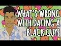 """dating as a black man Corona"""