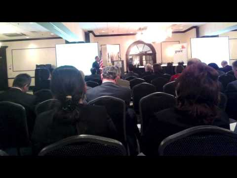 Dr. David Levy PwC & Gibbons P.C. Health Care Seminar