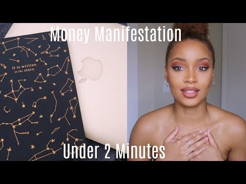 How I Manifested Money In One Week
