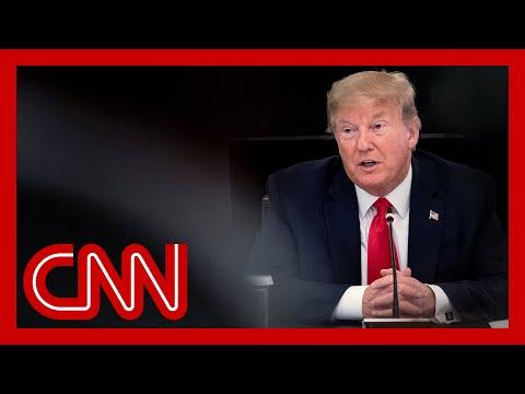 Тръмп е прекарал 1 час, скрит в бункер, според CNN