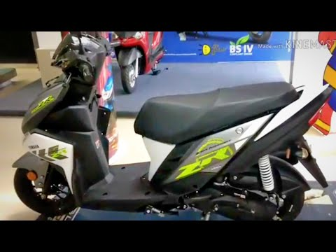 Yamaha Ray ZR Disc Brake|| Full review|| Exhaust note|| Price|| Mileage|| Full specs.