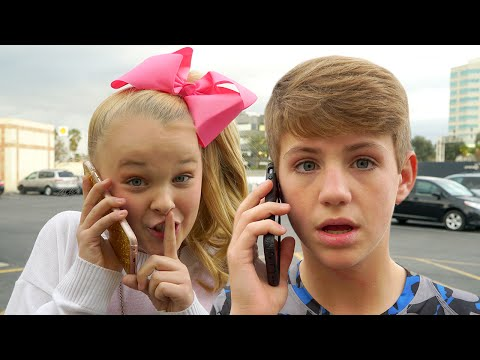Jojo Siwa Gives Out Mattybraps Phone Number!
