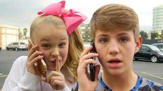 Video JoJo Siwa Gives Out MattyBRaps Phone Number! MP3, 3GP, MP4, WEBM, AVI, FLV Juni 2018