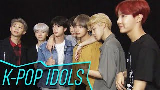 Video BTS Discusses Their Intensely Loyal Fans & Celeb Crushes!   Access Hollywood MP3, 3GP, MP4, WEBM, AVI, FLV Agustus 2019