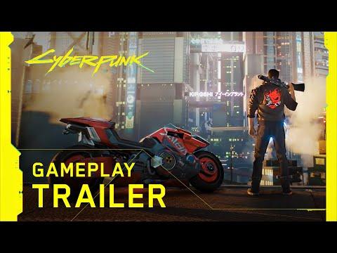 Cyberpunk 2077 - Official Gameplay Trailer