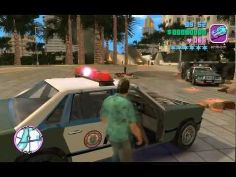 Gta Vice City Gameplay Gta Vice City Rage Gameplay