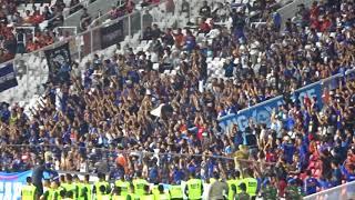 Video AKRAB TERUUUSS!! Saling Sapa Jakmania dan Aremania | Liga 1 2018 | ((FULL HD)) MP3, 3GP, MP4, WEBM, AVI, FLV Juli 2018