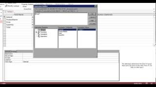 Microsoft Access 2013 pt 2 (table pt 2)