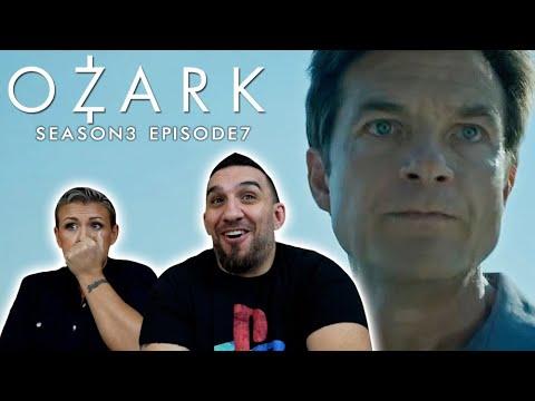 Ozark Season 3 Episode 7 'In Case of Emergency' REACTION!!