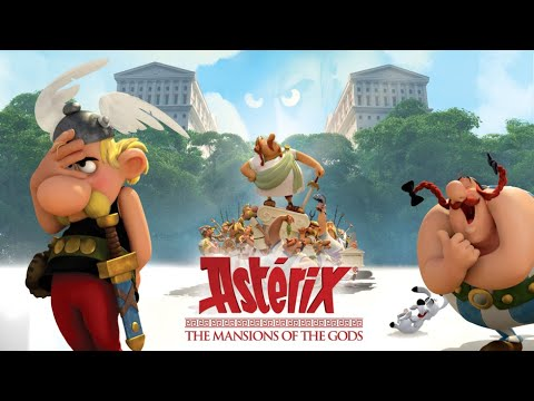Asterix The Mansions Of The Gods Movie Picture
