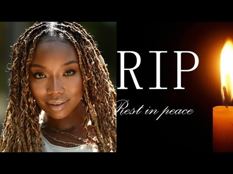 R.I.P. We Are Extremely Sad To Report About Death Of Brandy Norwood' Beloved Co-Star.