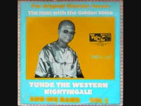 Tunde Nightingale(Audio)