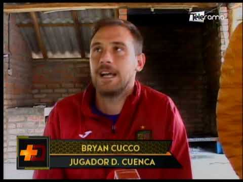 Deportivo Cuenca recupera jugadores para partido con Olmedo