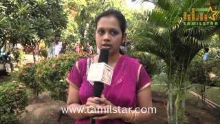 Padhma Latha at Innarku Innarendru Team Interview