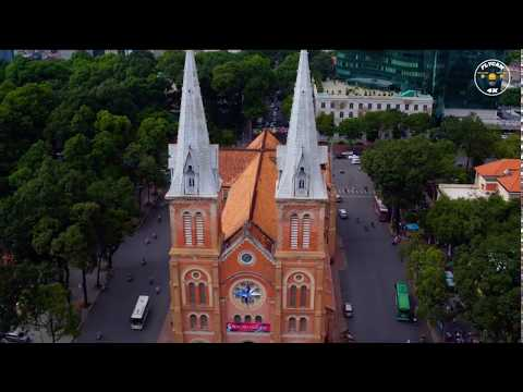 SAI GON NOTRE DAME CATHEDRAL BASILICA VIDEO 02