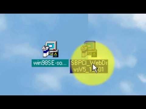 Fix driver audio per Windows 95 e 98 SE in VMware