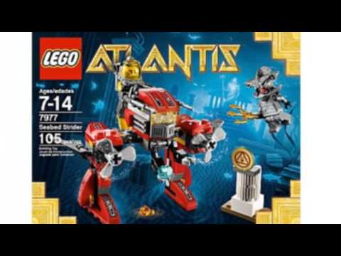 Video Cool product video released on YouTube for the Atlantis Seabed Strider 7977
