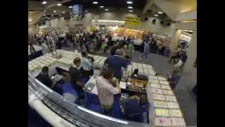 Southern California Comics - Comic Con 2013 Time Lapse
