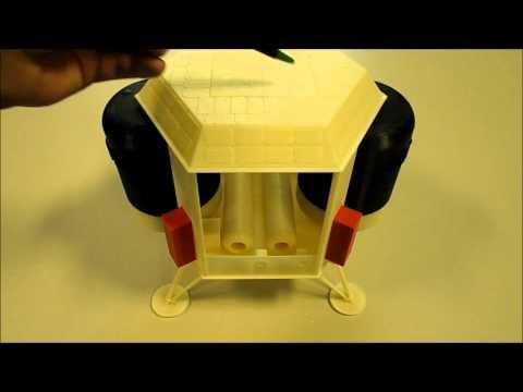 3D Printed Lander