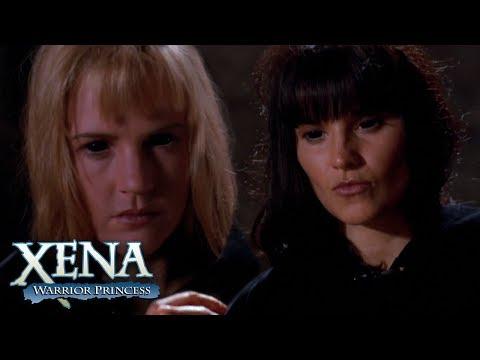 Hates Takes Over Xena and Gabrielle | Xena: Warrior Princess