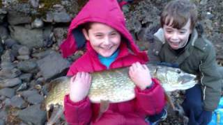 Falkirk United Kingdom  city photo : SCOTTISH PIKE FISHING FALKIRK UK DOUBLE FIGURE PIKE