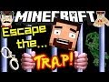 Minecraft THE TRAP! Can You Escape?