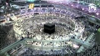 ج1 تهجد ليلة 22 رمضان 1435 من الحرم المكي- سورة البقرة [142-218] الشيخ خالد الغامدي HD