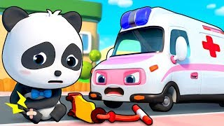 Video Ambulance Rescue Team | Doctor Cartoon, Fire Truck | Nursery Rhymes | Kids Songs | BabyBus MP3, 3GP, MP4, WEBM, AVI, FLV September 2019