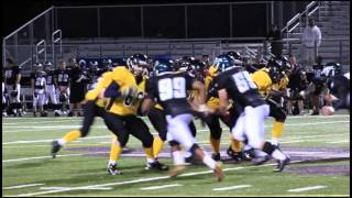 Quinn Stewart QB / SB Class 2016 - \\\'15 Highlight Video: HESN 2K15 Football highlights