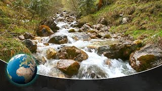 Video Wildly rushing rivers in the Alps MP3, 3GP, MP4, WEBM, AVI, FLV Agustus 2019