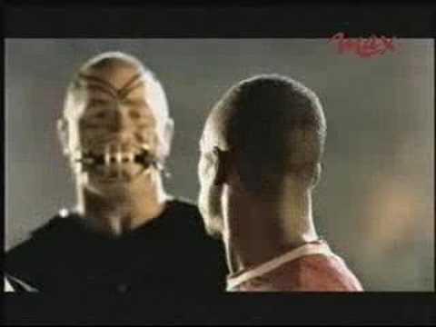 Craques vs. diabo – Antigo comercial da nike