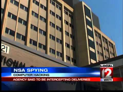 NSA Agency Said to be Intercepting Deliveries