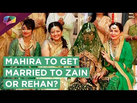 Meher Spoils Mahira's Plan And Get Her Married T