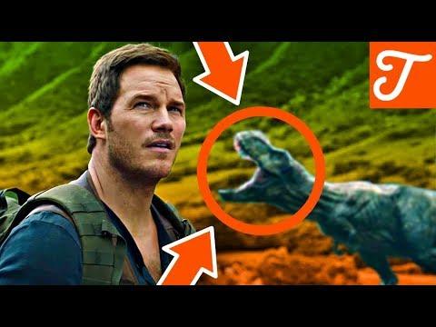 11 fois où Jurassic World a COPIÉ Jurassic Park - Topsicle Cinéma