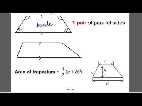 Trapez 1 (GCSE Höhere Mathematik): Tutorial 3