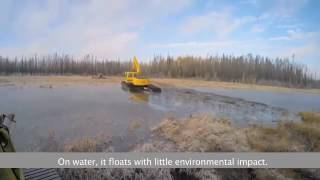 Amphibious vehicles video