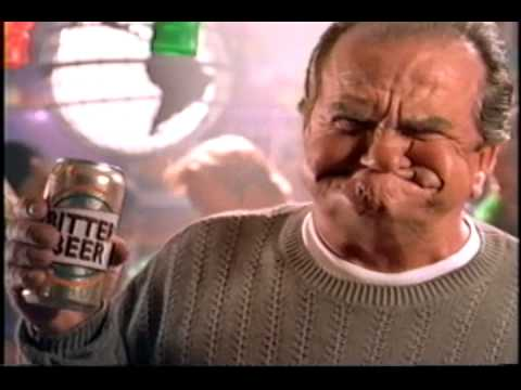 Keystone Light Beer Commercial 1995