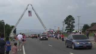 Fort Oglethorpe (GA) United States  city photo : Public lines up to honor Petty Officer 2nd Class Randall Smith