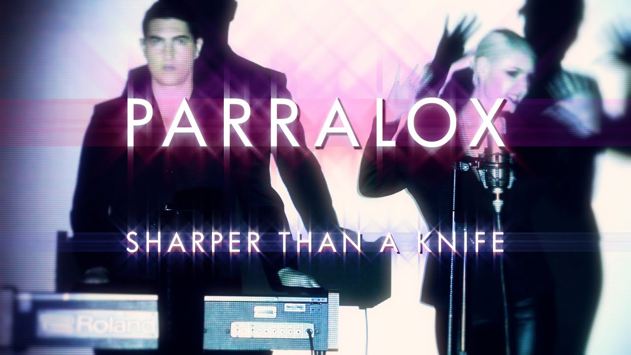 Parralox - Sharper Than A Knife (Alternate Video) (Music Video)