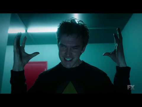 LEGION---DAVID USES HIS POWERS TO SAVE HIS FREINDS FROM THE SHADOW KING---HD