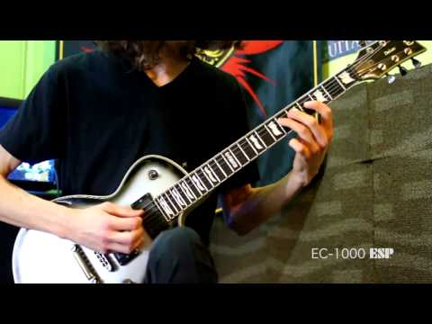Jack Fliegler (Singularity): Playthrough on LTD EC-1000