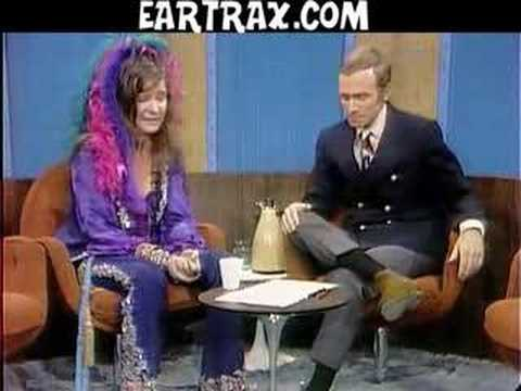 Janis Joplin - janis joplin on the dick cavett show.