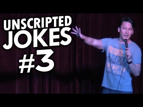 SH*T HAPPENS #3 (UNCENSORED) Comedy Central's Eliot Chang
