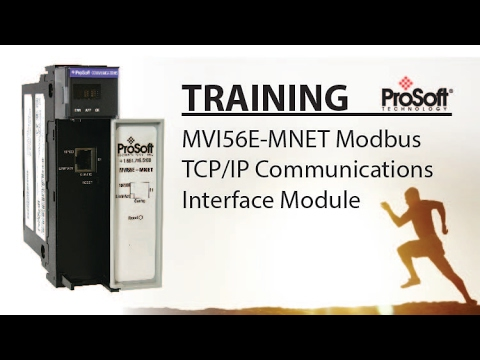 Set Up: MVI56E-MNET Modbus TCP/IP Communications Interface Module