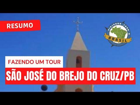 Viajando Todo o Brasil - São José do Brejo do Cruz/PB