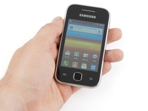 Harga Samsung Galaxy Y S5360 bulan November 2013, di jual oleh 13 toko