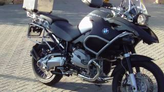 7. BMW R1200GS Adventure 2011